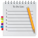 to do list carpet cleaning