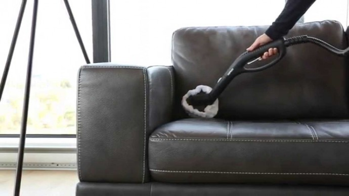 leather furniture cleaning 1