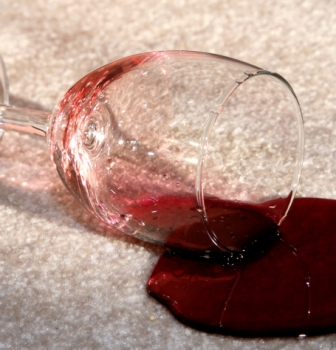 How To Get Red Wine Out Of A Carpet